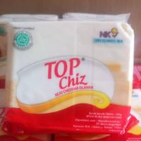 Top Chiz Keju Cheddar Olahan 250gr / Keju Prochiz TopChiz 250gr