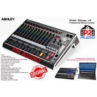 Mixer Audio ASHLEY Selection 12 / Selection12 ORIGINAL Recording to PC