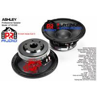 Komponen Speaker ASHLEY LF10V300 / LF10 V300 ORIGINAL 10 inch 700 Watt