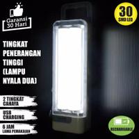 Lampu penerang dunia light cahaya cemerlang darurat emergency lamp