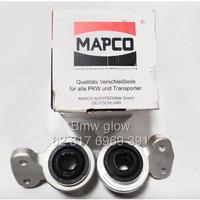 BUSHING ARM DEPAN BMW E46 MERK MAPCO 31126757623
