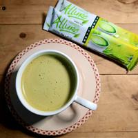 Espreciello Allure Green Tea Latte - Tanpa Sablon