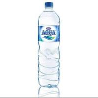 Air Mineral AQUA 1500 ml Grosir