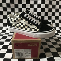 VANS OLDSKOOL PRIMARY CHECKBOARD ORIGINAL / VANS OLD SKOOL PRIMARY