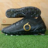 Sepatu Bola Ortuseight Forte Valkyrie FG - Black/Gold