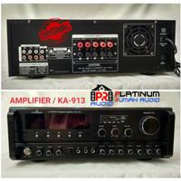 Amplifier Karaoke CRIMSON KA913 / KA 913 / KA-913 ORIGINAL Best Seller
