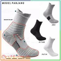 Kaos Kaki Tebal Premium   Pria Wanita  Kantor  Olahraga Panjang 01