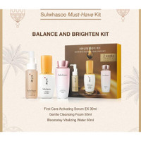 Sulwhasoo Youthful Balance Challenge Kit - First Care Activating Serum