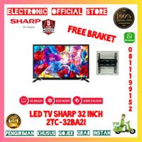 LED TV SHARP 32 INCH PROMO 2T-C32BA1I 2TC32BA1I USB MOVIE HDMI PROMO