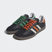 "Adidas Samba ""Black/Green/Orange"""
