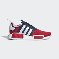 "Adidas NMD R1 ""White/Red/Navy"""