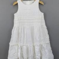 Dress Party Anak Perempuan Gymboree branded sisaeskpor