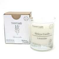 Scented Candle / Lilin Wangi / Lilin Aromatherapy - Lavender