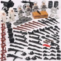 Lego City Minifigures Army war military 6 pcs set soldier minifigure