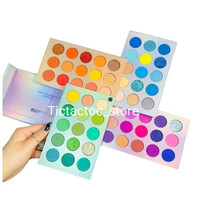Beauty Glazed Color Board Eyeshadow 60 Color
