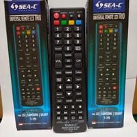 Remote TV/LCD/LED SEA-C TRIO 3in1 [LG/Samsung/Sharp]