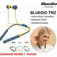 Headset Earphone Sports Bluedio TN2 Neckband Bluetooth Original Murah