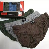 [Grosir] Celana Dalam Pria AGREE 8886 [Size M L XL XXL] Harga Satuan - M