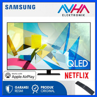 [RESMI] Samsung QA55Q80T Qled UHD 4K Smart LED TV 55Q80T [55 Inch]