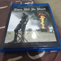 Blu ray There Will Be Blood Reg A US - Second (Ada bbrp baret tipis)