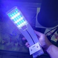 Lampu LED Aquarium/Aquascape Sakkai Pro Led-03 model jepit