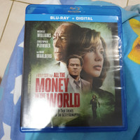 Blu ray All the Money in the World Reg A US - Second