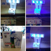 Lampu LED Aquarium/Aquascape Sakkai Pro Led-02 model jepit