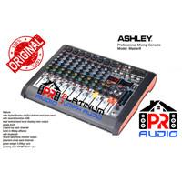 Mixer Audio ASHLEY MASTER 8 MASTER8 ORIGINAL USB Bluetooth BestSeller