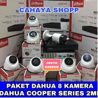 PAKET CCTV DAHUA 16 CHANNEL 9 KAMERA 2MP FULL HD KOMPLIT HDD 2TB