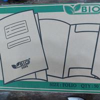 MAP STOPMAP 5002 BIO 50PCS - Biru
