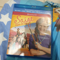 Blu ray Saige Paints the Sky Reg A US - Second