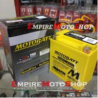 Accu Aki Motobatt Quadflex MBTX7U Yamaha R25 MT25 KLX250 CBR250 Lama