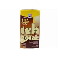 Teh Kotak Less Sugar 300ml Isi 24 Pak