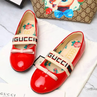 GUCCI FLAT SHOES KIDS 02