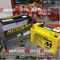 Accu Aki Motobatt Quadflex MBTX9U Ninja 250 Fi ER6 Z800 Z1000 Tmax