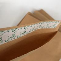 amplop coklat folio f4 GAND dengan perekat