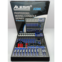 Mixer Audio ALESIS AX8N (8 Channel) USB Bluetooth PROMO BEST SELLER !!