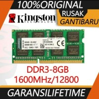 Ram DDR3 1600 8GB kingston murah