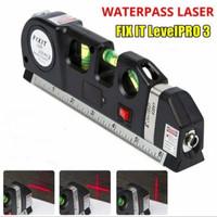 Penggaris Laser Waterpass Meteran Laser 250 cm Original FIXIT