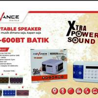 speaker advance tp600 bluetooth