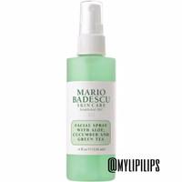 Mario Badescu Facial Spray Aloe Cucumber Greentea