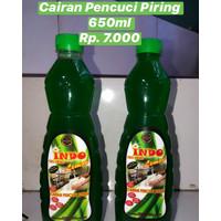 Paling laris !!! Indo Lemon sabun pencuci piring 650ml