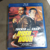 Blu ray Rush Hour 3 Reg A US - Second