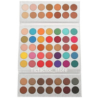 Beauty Glazed Palette Eyeshadow 63 Color Georgeous Me