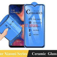 ANTI GORES NANO KERAMIK GLASS TEMPERED GLASS FULL XIAOMI REDMI 6