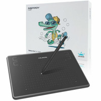 Huion Inspiroy H430P Pen Graphic Drawing Pad Tablet Alt H420P OSU