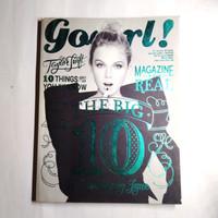 Majalah GOGIRL No.121 Feb 2015 Cover TAYLOR SWIFT