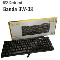 Keyboard Usb Banda BW-08