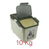tempat beras/dispenser beras 10Kg