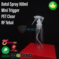 Botol Spray 100ml RF Clear Mini Trigger